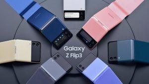 Samsung Galaxy Z Flip 3,
