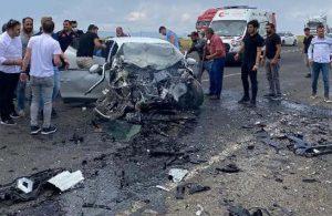 Kars'ta feci kaza: Ölü ve yaralılar var