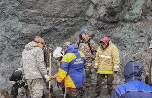 Rusya'da düşen uçaktan 19 kişinin cansız bedeni çıkartıldı