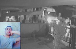 Eski eşini tüfekle ağır yaralayan Sedat Köse'nin yeni görüntüleri çıktı