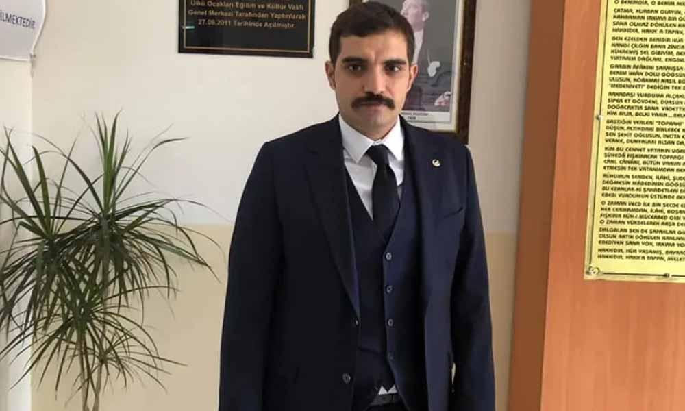 Ülkü Ocakları eski Genel Başkanı Doç. Dr. Sinan Ateş'in ateistleri hedef aldığı paylaşımına tepki yağdı