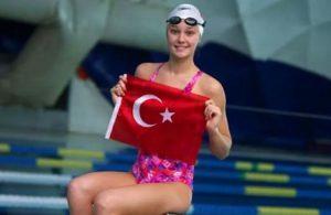 Viktoria Zeynep Güneş Olimpiyat 22.'si oldu