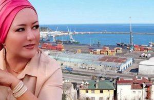 İşte Türkiye'de liyakat! Liman yönetimine stilist kadın atandı