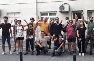 Suruç anmasında gözaltına alınan 60 kişi serbest bırakıldı