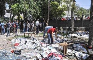 Suruç katliamı… Altı yıl önce bugün 33 gencin düşlerini yok ettiler