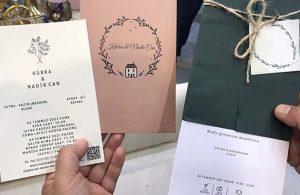 Takı törenlerinin yerini QR kodlar alıyor