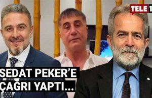 Sedat Peker'in işaret ettiği o gazeteci TELE1'e konuştu