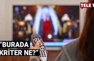 Gazeteci Kenan Şener televizyon kanalları arasındaki eşitsiz reklam dağılımını tek tek anlattı