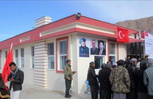 Türkiye'den Afganistan'daki okullara yatırım