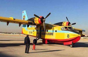 Yangın uçağı soruları havada kaldı