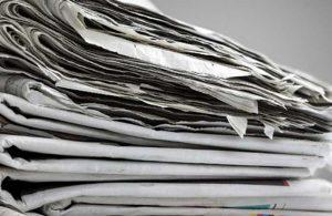 Gazete ve dergi tirajlarına yüzde yirmi düşüş