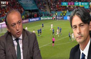 TRT spikerinin 'Inzaghi' gafı gündem oldu