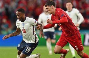 İngiltere-Danimarka maçına 'lazer' soruşturması