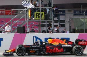 Max Verstappen güle oynaya kazandı