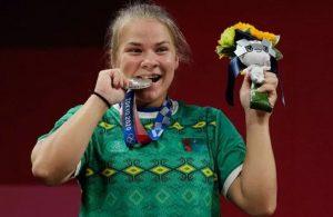 Türkmenistan'a ilk defa olimpiyat madalyası gitti
