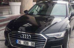 AKP'li Başkan makam aracını icra memurlarının üzerine sürdü