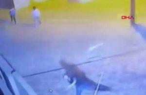 Batman'da polis karakoluna el yapımı patlayıcı atıldı