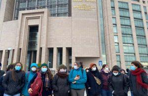 Feminist Gece Yürüyüşü'nde gözaltına alınan 17 kadına yedi yıla kadar hapis istemi