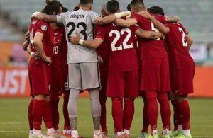 A Milli Takım'ın Dünya Kupası elemeleri aday kadrosu açıklandı