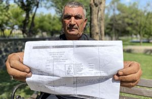 35 yıl önce firar ettiği askerlikten dolayı 'Vatansız' belgesi verildi