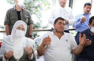 Akşener'den Altındağ'da öldürülen gencin ailesine ziyaret