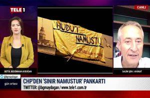 Salim Şen: 'Hudut Namustur' sözünü hangi suç kalıbına soktunuz?