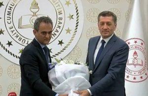 Yeni Milli Eğitim Bakanı Özer'e 'Ziya Selçuk' soruları