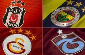 'Dört büyükler'in borcu 17 milyarı aştı: Zirvede Fenerbahçe var