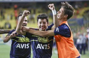 Fenerbahçe, Muhammed Gümüşkaya ile tur kapısını araladı