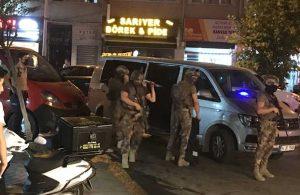 Fatih'te hareketli dakikalar: Eşini rehin alan şahıs gözaltına alındı