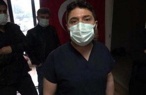 Kendisini muayene etmeyen doktoru gözaltına aldıran savcı hakkında karar