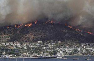 Orman yangınlarında son durum: 6 ilde 13 yangın devam ediyor