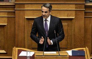 Yunanistan Başbakanı Miçotakis, yangınlardaki başarısızlık için halktan özür diledi