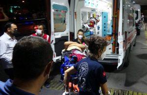 'Kız gibi top oynamayın' diyerek polis memurunu yaraladı