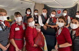 Afganistan'dan tahliye olanları taşıyan THY uçağında 30 bin feet'te doğum!