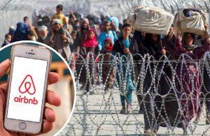 Airbnb'den Afgan göçmenlere ücretsiz konaklama hizmeti