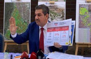 AKP'li Göksu riskli binalardan CHP'yi sorumlu tuttu: Hepsi CHP bölgelerinde