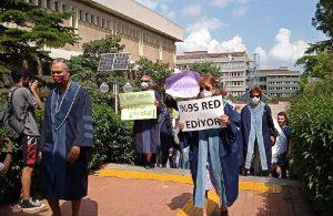 Boğaziçi Üniversitesi kayyum rektöre karşı yeniden ayakta