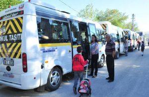 İzmir'de okul servisi ücretleri belli oldu: Yüzde 15 zam