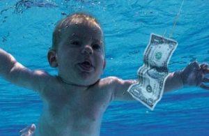 Nirvana'nın albüm kapağına 'çocuk pornografisi' davası