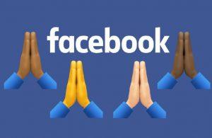 Facebook'tan yeni özellik: 'Dua ettim' butonu