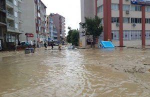 CHP'li Karadeniz: Ayancık Devlet Hastanesi sular altında kaldı