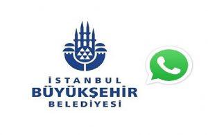 Türkiye'de bir ilk: İBB, WhatsApp hattı kurdu
