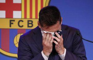 Messi'nin gözyaşlarına dudak uçuklatan fiyat