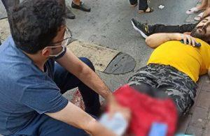 Emre Erciş'e silahlı saldırı