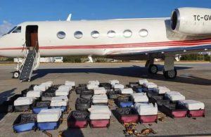 Brezilya'da AKP'li iş insanına ait jette 1.3 ton kokain yakalandı