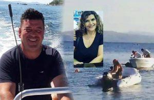 Sürat teknesiyle çarparak kadını öldüren müteahhit serbest bırakıldı