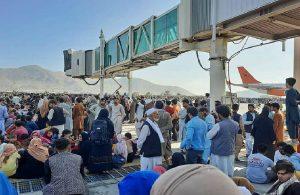 ABD askerleri Kabil Havalimanı'nda ateş açtı: 5 ölü