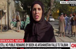 Taliban, CNN ekibine silah doğrulttu!