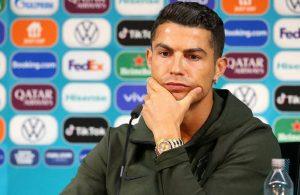 Cristiano Ronaldo'dan flaş transfer yanıtı